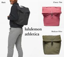 新色*lululemon*Cross Paths Rucksack 14L*ノートPC収納可♪