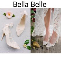 NY発☆【Bella Belle】GISELLE リボンがCUTE☆パンプス