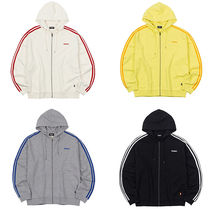 ★NERDY★ Hooded ZIPUP SHIRTS(4 COLORS)