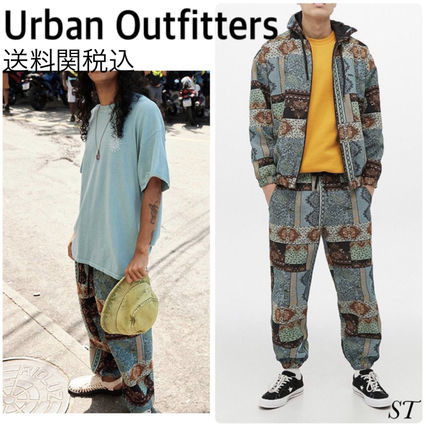 Urban Outfitters セットアップ Urban Outfitters iets frans…ペイズリー セットアップ 送関込