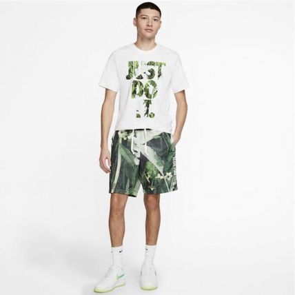 Nike セットアップ Nike JDI Floral T-shirt and Shorts(5)
