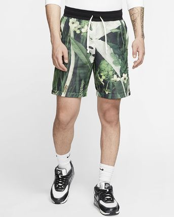Nike セットアップ Nike JDI Floral T-shirt and Shorts(9)