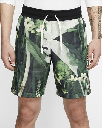 Nike セットアップ Nike JDI Floral T-shirt and Shorts(10)