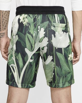 Nike セットアップ Nike JDI Floral T-shirt and Shorts(11)