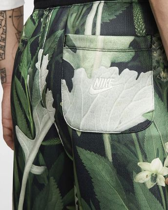 Nike セットアップ Nike JDI Floral T-shirt and Shorts(15)