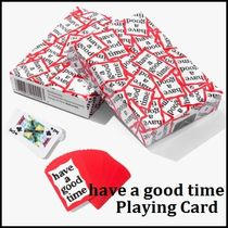 have a good time(ハブアグットタイム) ホビー・カルチャーその他 【SALE】HAVE A GOOD TIME★Playing Card トランプ