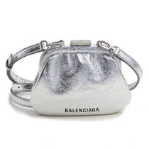 BALENCIAGA ポーチ CLOUD COIN 6189151ty138110SLOS【人気】