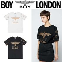 BOY LONDON★EAGLE REPEAT 半袖Tシャツ B02TS1013U