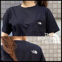 国内発送・正規品★THE NORTH FACE★MEN'S EMBROIDERED POCKET T