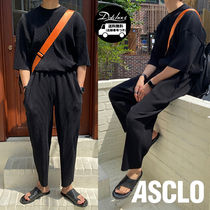 ASCLO S/S Pleats Set Up JH263 追跡付