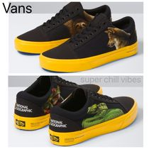 US限定♡Vans x National Geographic Old Skool 超レア