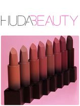 【HUDA BEAUTY】Power Bullet Matte Lipstick♡全24色
