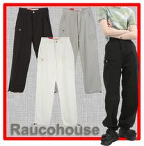 ☆韓国の人気☆【Raucohouse】☆2WAY STITCH JOGGER PANTS☆