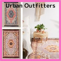 (14074)Urban Outfitters☆Sofia Printed ラグ90×152㎝(3'x 5')