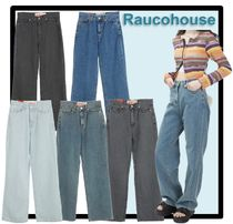☆送料・関税込☆Raucohouse★SLIM DENIM WIDE PANTS★