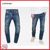 【G-STAR】Arc 3D Slim Jeans Worker Blue Faded 関税・送料込み