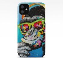 Society6 iPhoneCase & GALAXY Case☆Monkey☆