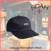 お早めに◆NOAH◆Core Logo Waterrepelent 6Panel◇関送込