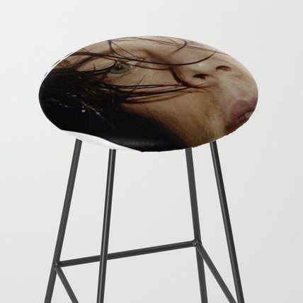 Society6 椅子・チェア 日本未入荷・送料無料 Harry Style Live On Tour Bar Stool