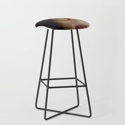 Society6 椅子・チェア 日本未入荷・送料無料 Harry Style Live On Tour Bar Stool(2)
