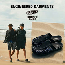 ▲ Engineered Garments KEEN ▲ UNEEK II SLIDE スライド 即発