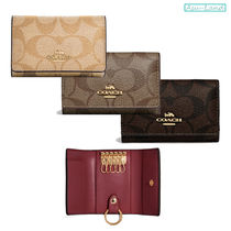 COACH♥Five Ring Key Case キーケース 男女兼用77998