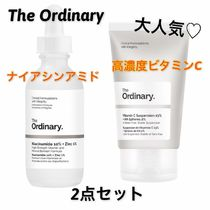 【The Ordinary】ジオーディナリー大人気 2本セット☆