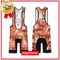 Supreme シュプリーム★Castelli Cycling Bib Short