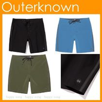 Outer known(アウターノウン) 水着 ロンハーマン取扱 Outerknown★APEX TRUNKS トランクス水着