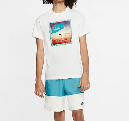 Nike セットアップ アメリカ発【Nike】Woven Tシャツ&ショーツ セットアップ