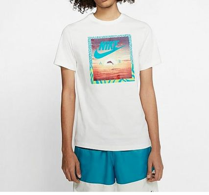 Nike セットアップ アメリカ発【Nike】Woven Tシャツ&ショーツ セットアップ(2)