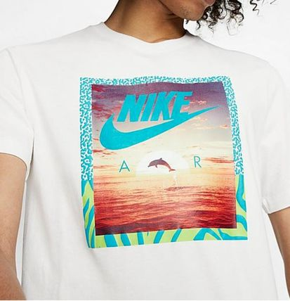 Nike セットアップ アメリカ発【Nike】Woven Tシャツ&ショーツ セットアップ(4)