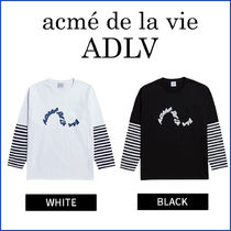 アクメドラビ★ADLV STRIPE LAYERED LONG SLEEVE T-SHIRT_3色