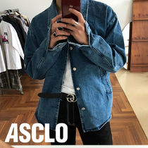 Garments Loosefit Denim Jacket (2color)