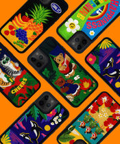 ★★WIGGLE WIGGLE★★韓国Embroidery Case IPHONE ケース