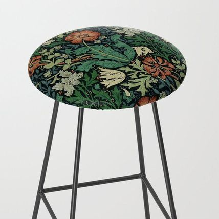 Society6 椅子・チェア 日本未入荷・送料無料 William Morris Compton Floral Art Nouve