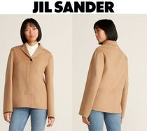 [関税・送料込] JIL SANDER☆Removable Vest Cashmere Coat