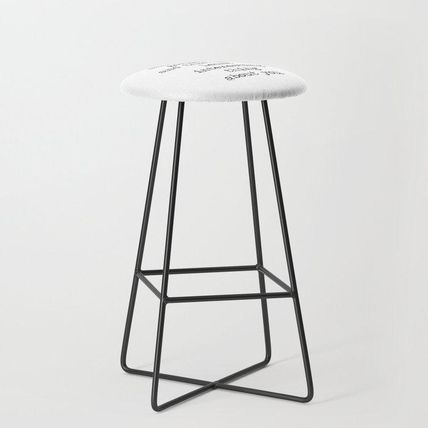 Society6 椅子・チェア 日本未入荷・送料無料 Absolutely Gorgeous Bar Stool(2)