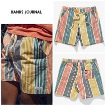 【BANKS JOURNAL】☆日本未入荷☆MULTIPLE BOARDSHORT