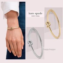 【kate spade】可憐☆loves me knot bangle