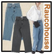 ★送料・関税込★Raucohouse★VINTAGE LINE DENIM PANTS★2色★