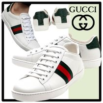 ★送料・関税込★GUCCI★Ace leather sneaker★