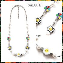 SALUTE☆サルーテ FLOWER ANARCHY SMILE NECKLACE ネックレス