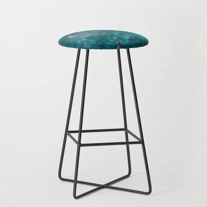 Society6 椅子・チェア 日本未入荷・送料無料 Surfing in the Ocean 2 Bar Stool(2)