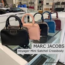 MARC JACOBS☆Voyager Mini Satchel Crossbody☆ミニ☆