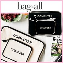 Bag all(バッグオール) PCケース・バッグ 【Bag-all】Lsize PCケース コード・充電器ポケット付  関送込☆