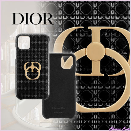 Dior スマホケース・テックアクセサリー 【20SS NEW】Dior_women/30 MONTAIGNE COVER FOR IPHONE 11