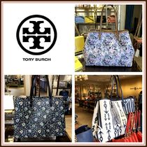 Tory Burch☆KERRINGTON SQUARE TOTE トートバッグ ☆送料込