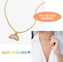 Alex and Ani(アレックス アンド アニ) ネックレス・ペンダント ALEX AND ANI★Rainbow Adjustable Necklace 14kt Gold Plated