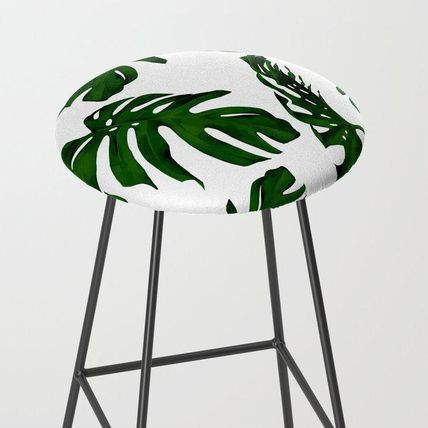 Society6 椅子・チェア 日本未入荷・送料無料 Simply Tropical Palm Leaves in Jungle G